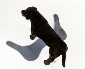 Hundeberuhigungsshirt - Petlife´s Karma Wrap, vor dem Anlegen
